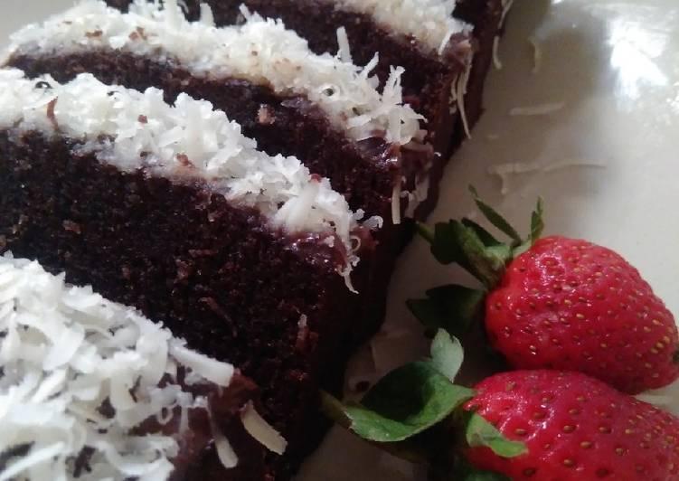 Brownies Kukus Chocolatos Gampil