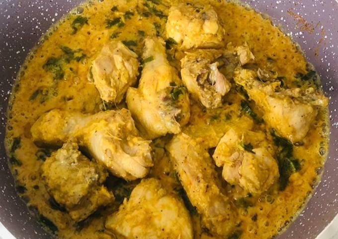 Rendang Ayam Simple
