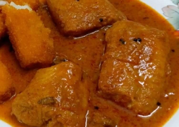 Basa Fish Curry (Kerala Style)