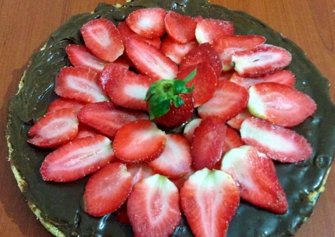 Simple homemade dessert