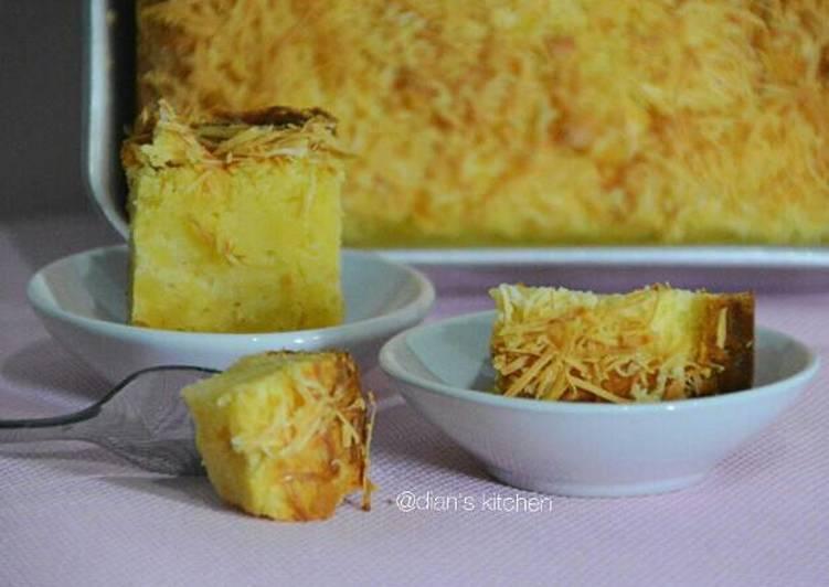 Cake Tape Keju (No SP/BP)
