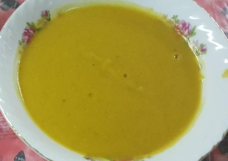 Resep Lentil Soup Soup Khas Turki Oleh Mia Ahmed Cookpad