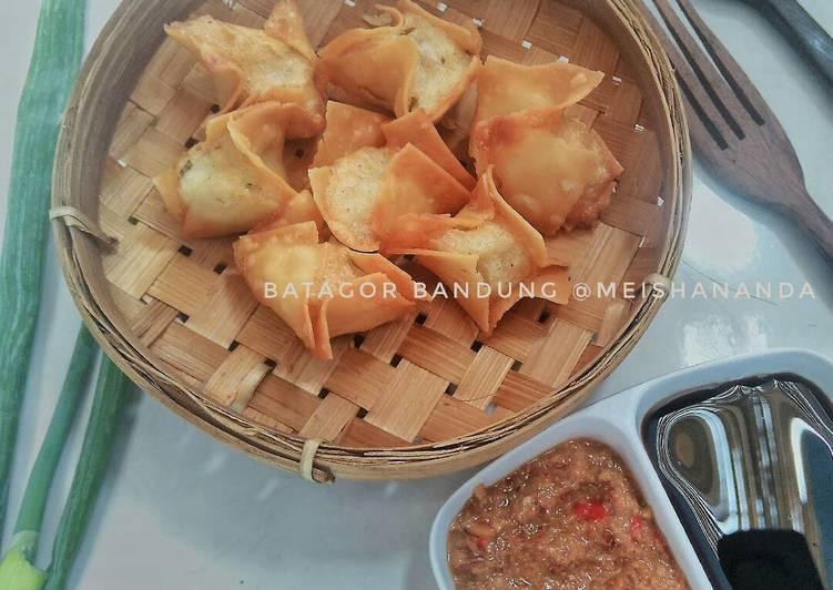 Resep Batagor Bandung Mini Oleh Meisha Cookpad