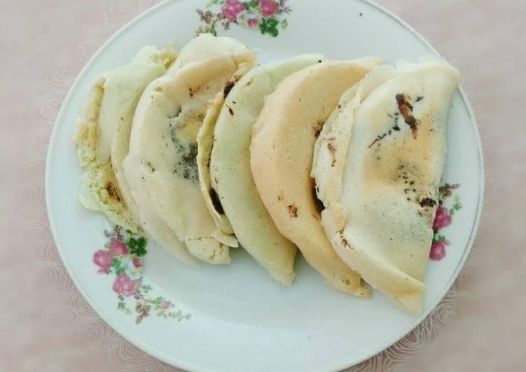 Martabak Crispy Bandung Ala Anto (+ Tips)