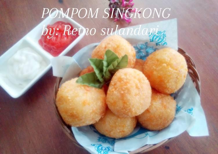 #2 Pompom singkong