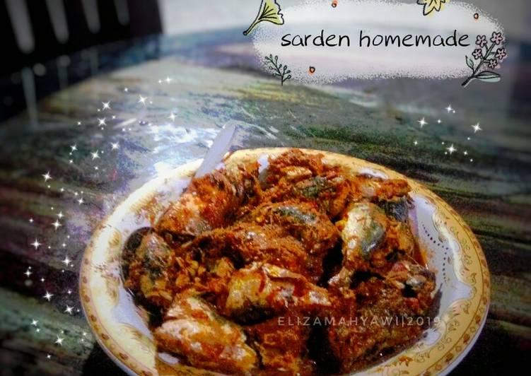 Sarden homemade