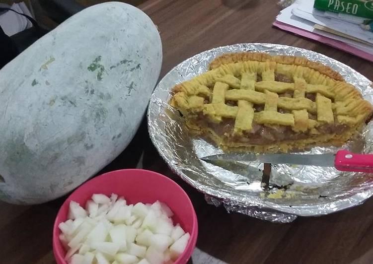 Resep Pie Buah Bligo Terenak