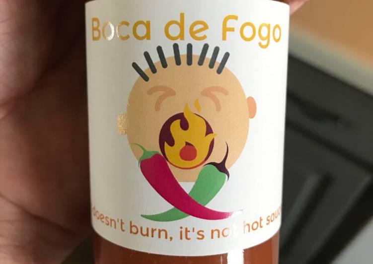 Reaper Madness Hot Sauce by Boca de Fogo