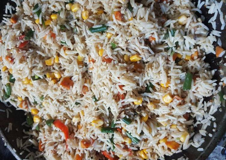Chinese SpecialFried Rice, Heart Friendly Foods You Need To Be Eating