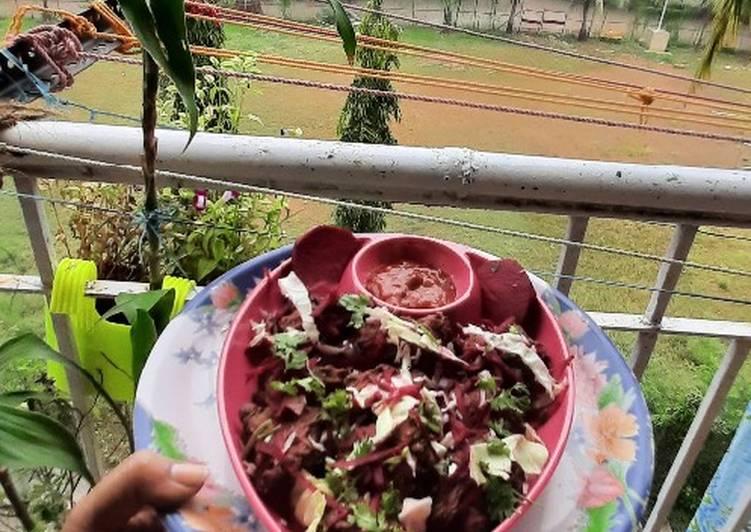 10+ Dinner Ideas Quick Beetroot cabbage Chinese pakoda innovative recipe