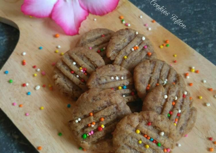 Milo Cookies Teflon