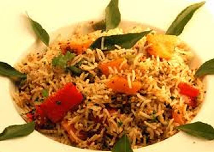 What is Dinner Easy Spring Tawa rise Biryani