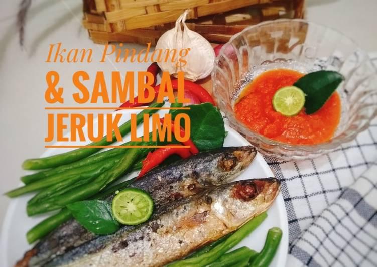 Ikan Pindang & Sambal Jeruk Limo