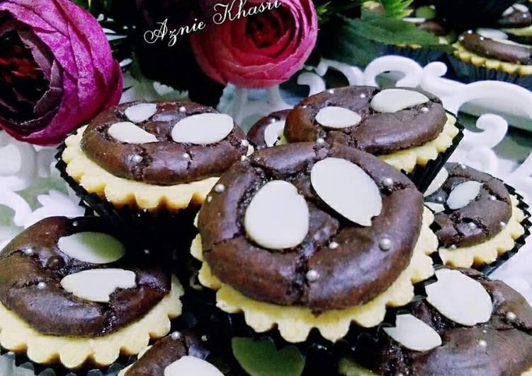 ♥tart brownies♥ #syedMunawwar