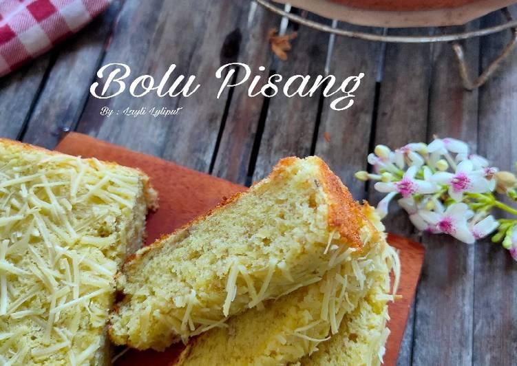 Bolu Pisang - cookandrecipe.com