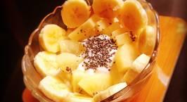 Hình ảnh món Sữa chua dầm trái cây