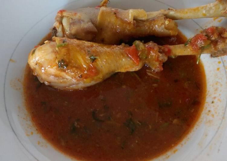 Kiyenyeji chicken soup#4week's challenge#favouriteeasterdish