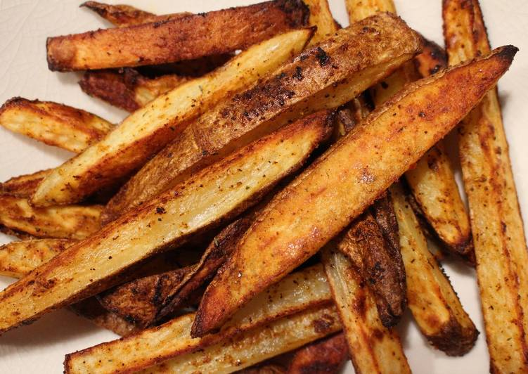 Simple Way to Make Most Popular Cajun Baked Fries