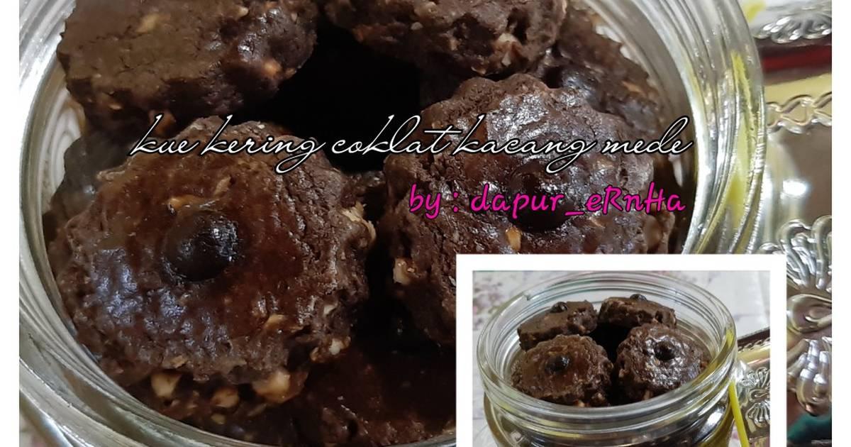 Kue Kering Coklat Kacang Mede Renyah Tanpa Mixer