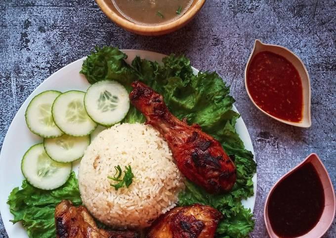 Resep Nasi Ayam yang Lezat