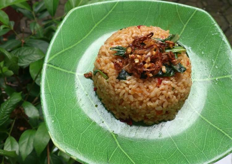 Nasi Goreng Chineese/Oriental ala Kaki Lima (Original)