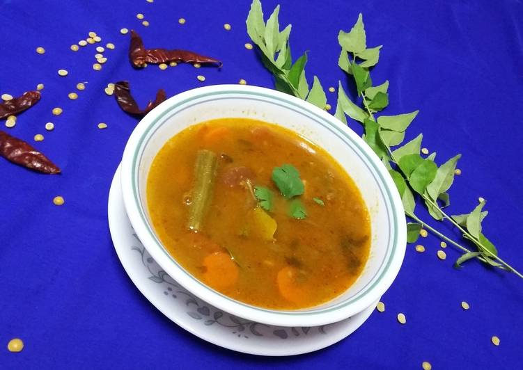 The Best Soft and Chewy Dinner Ideas Super Quick Homemade Kerala Style Sambar