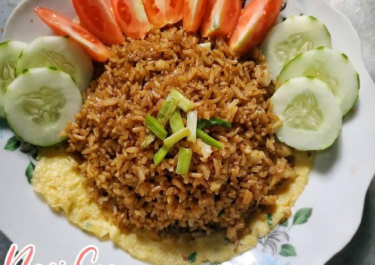 Nasi Goreng Kecap Simpel