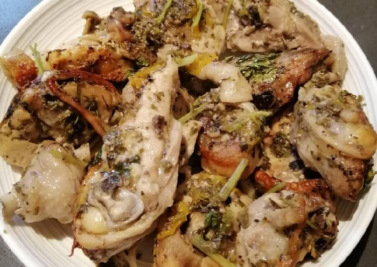 Easiest Way to Make Appetizing Baked Chicken