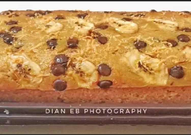 Banana Cake Gula Palem