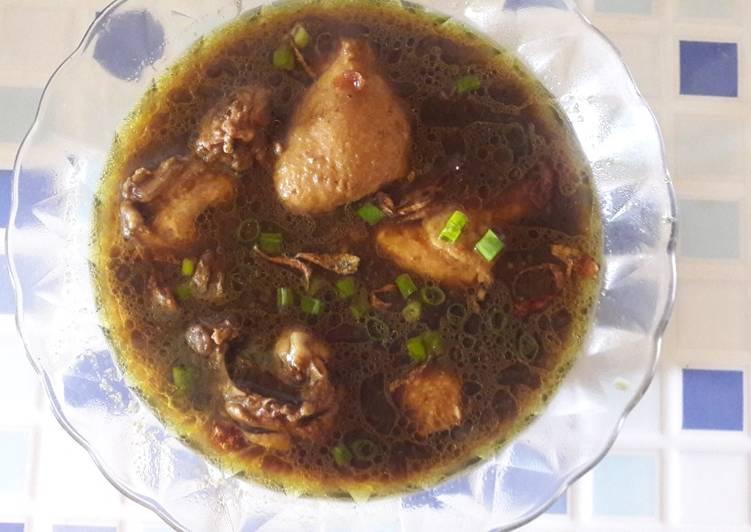 Rawon Ayam