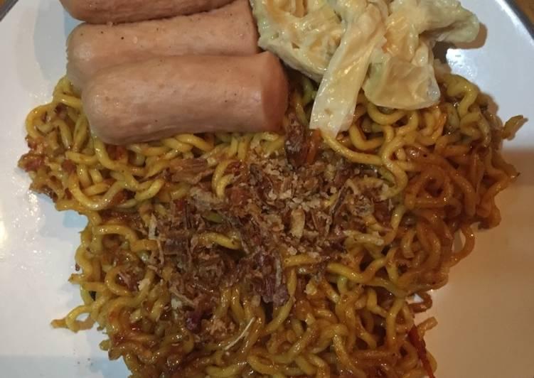Resep Mie Goreng Gila Super Pedas Oleh Nabila Shahnaz Cookpad