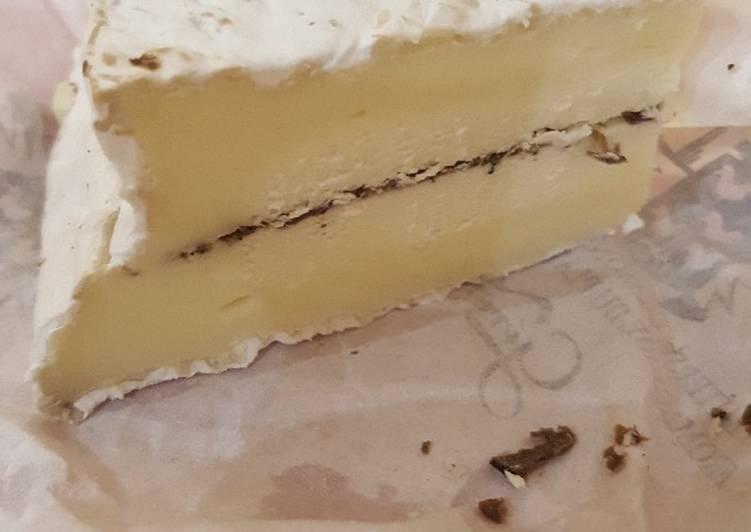 Comment Preparer Parfait Brie truffé