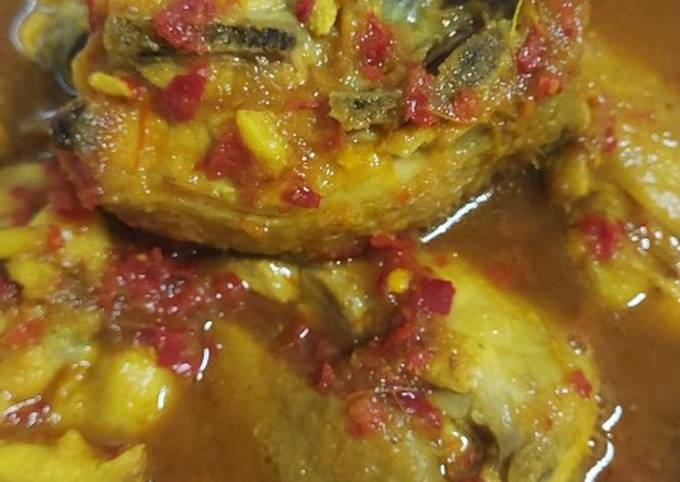 Asam Rebus Ayam
