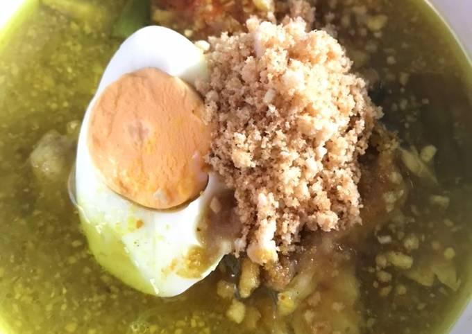 Easiest Way to Make Favorite Soto Ayam Ambengan plus Koya