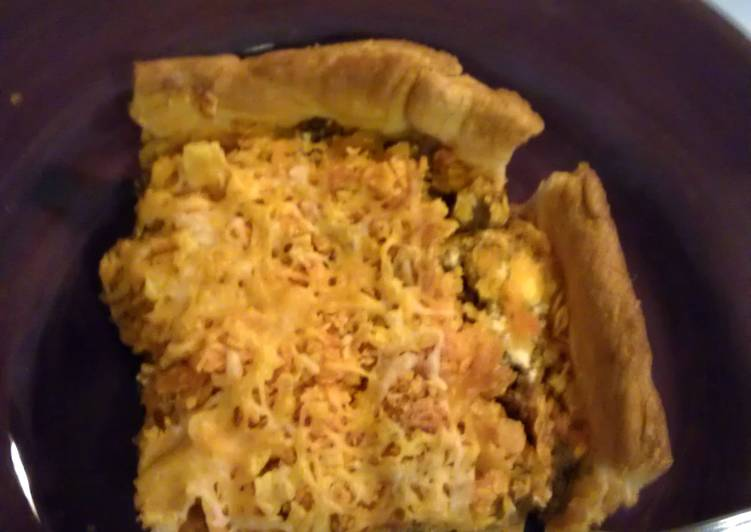 15 Minute Step-by-Step Guide to Make Special Ericas Taco Pie