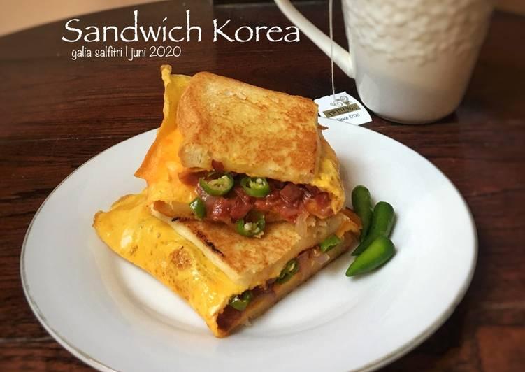 Sandwich Korea