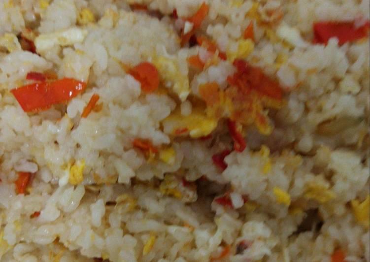 NASI PEDAS tapi bukan nasi goreng😀