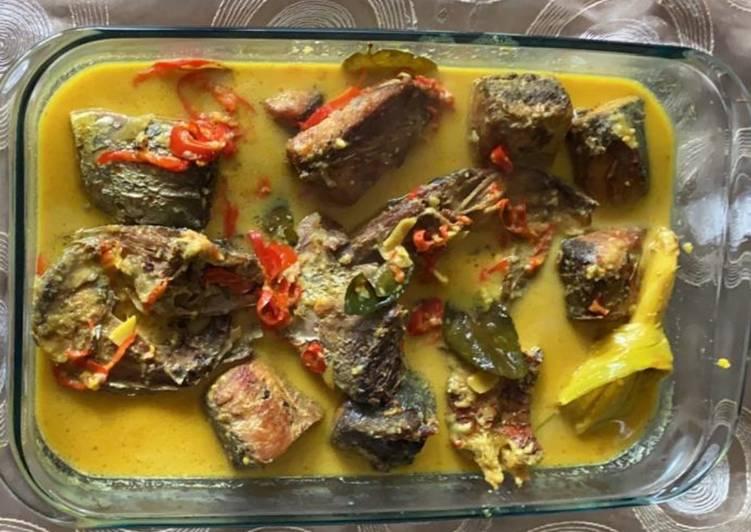 Resep Mangut Ikan Tongkol yang sempurna