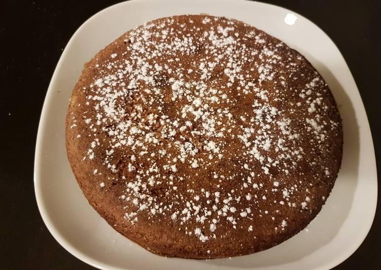 Le moyen le plus simple de Préparer Savoureux Gâteau au zeste de citron et au lait de chèvre !