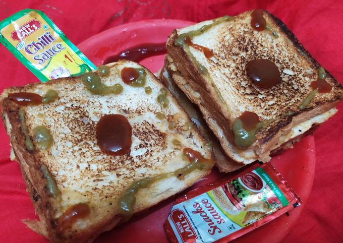 Recipe: Yummy Sandwich recipe