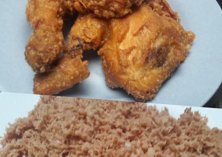 Bagaimana Memasak Ayam kremes Anti Gagal