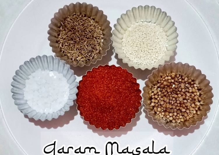 Garam Masala (simpel)