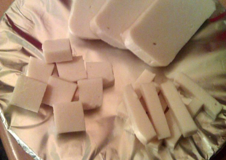 20 Minute Dinner Ideas Homemade Vickys Soy-free Tofu, Gluten-Free, Nut-Free, Vegan