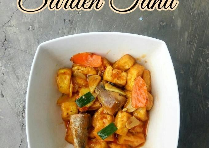 Sarden Tahu