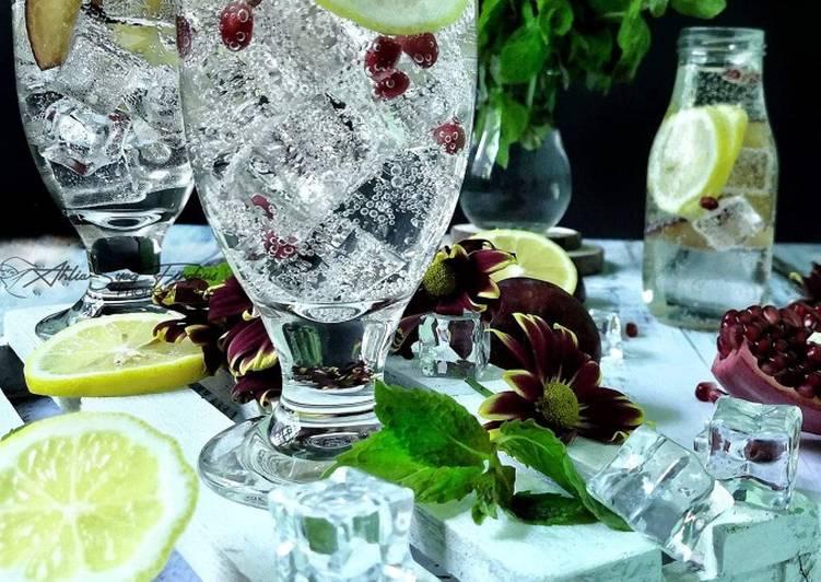 SO'DAp Bubblez water #Maratonraya #Minuman #Minggu2 - resepipouler.com