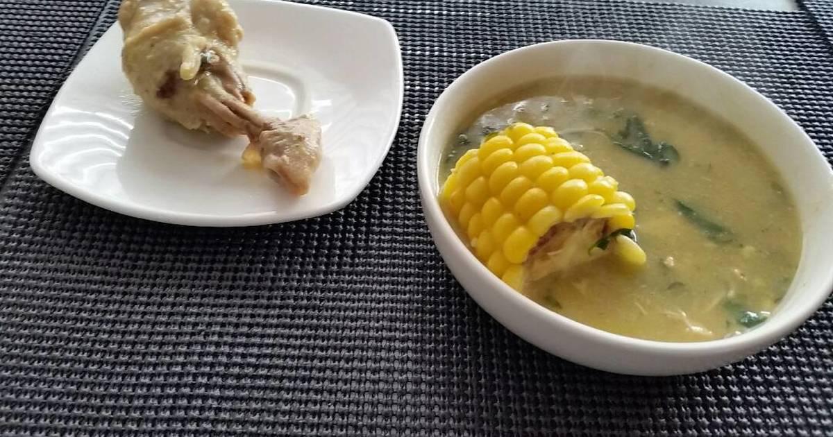 Ajiaco Santafereno Receta De Mferruc Cookpad