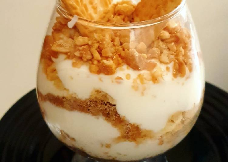 Step-by-Step Guide to Prepare Favorite Easy homemade parfait