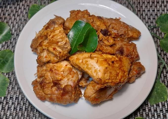 Ayam Bumbu Rujak