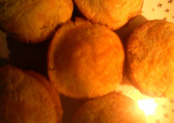 Easiest Way to Prepare Perfect Melons' Muffins