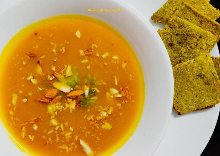 Immunity booster Pumpkin and Raw Turmeric Soup, Here Are Several Simple Explanations Why Consuming Apples Is Good
